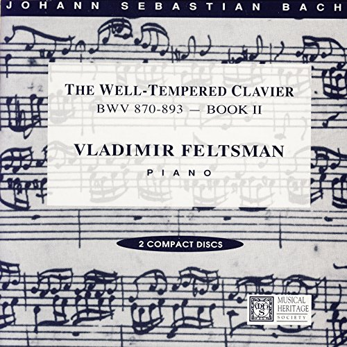 The Well-Tempered Clavier, Book 2, Fuga XIX