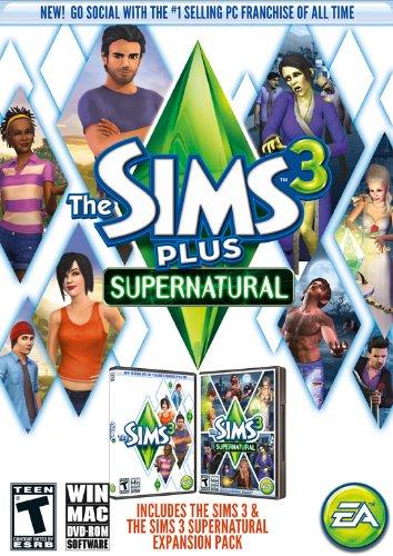 Die Sims 3 + Supernatural [PC/Mac Online Code] Supernatural-pc-spiele