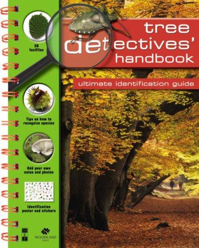 Tree Detective Handbook Cover Image
