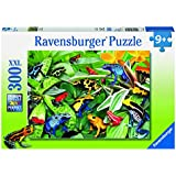 Ravensburger 13018 Friendly Frogs XXL Jigsaw Puzzle - 300 Pieces