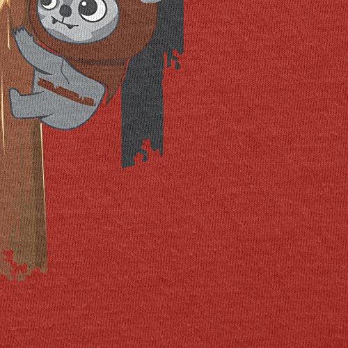 Texlab–Ewok Community–sacchetto di stoffa Rot