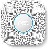 Nest Protect 2ème génération Detector de humo y monóxido de carbono a pilas