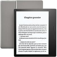Liseuse Kindle Oasis Reconditionné Certifié, Résistante à l'eau, 32 Go Wi-Fi, Génération précédente (9ème)