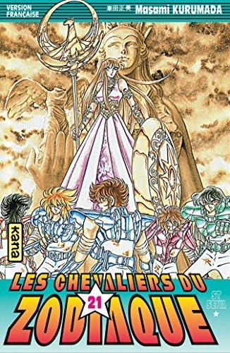 Les Chevaliers du Zodiaque : St Seiya, tome 21