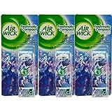 3x Air Wick Freshmatic Compact [ Corail des Blauen Meeres ] - 24ml