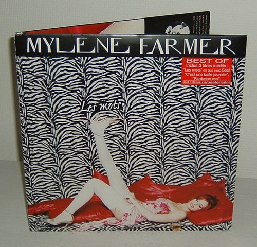 Mylene FARMER - Les Mots - NEUF !! - 4xLP - - 589459-1