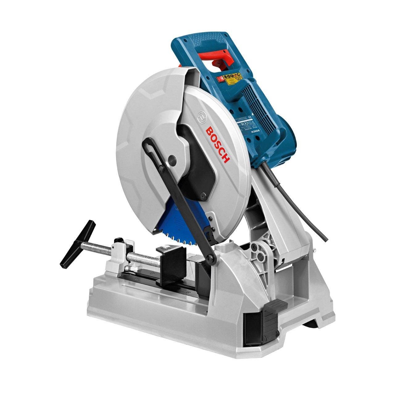 Bosch Professional GCD 12 JL, 1.500 min-1 Leerlaufdrehzahl, 20,0 kg Gewicht, Kreissägeblatt für Stahl