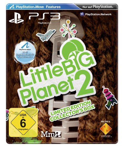 Little Big Planet 2 - Collector's (Alien Toy Kostüm Story)