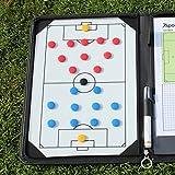 Superspieler24 Taktikmappe für die Spielanalyse oder Taktikschulung