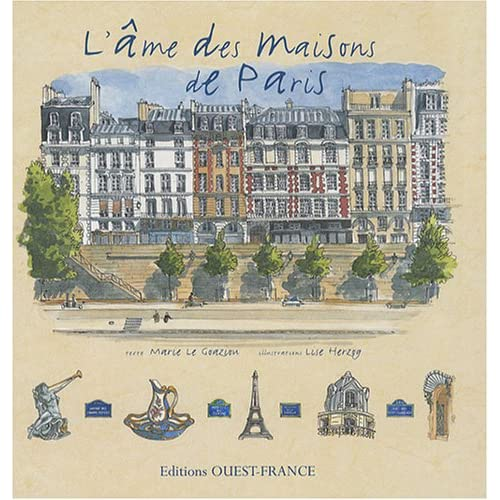 L'âme des maisons de Paris