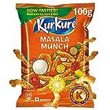 #2: Kurkure Snacks, Masala Munch, 100g