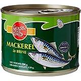 Golden Prize Mackerel in Brine, 200g