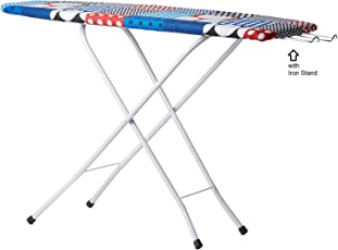 PAffy Wooden Folding Ironing Board/Table, White