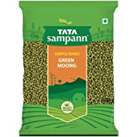 Tata Sampann GreenMoong, Whole, 500g