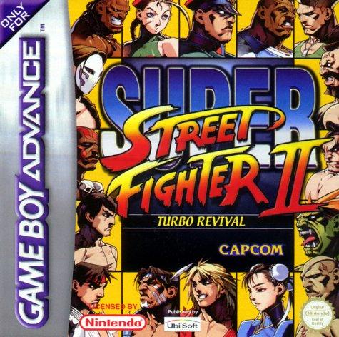 Super Street Fighter 2 Turbo Revival