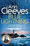 Blue Lightning (Shetland) by Ann Cleeves