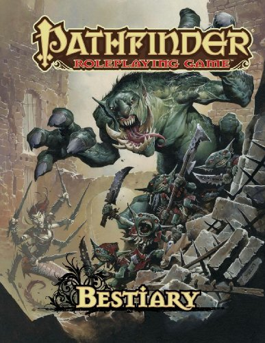 Pathfinder Roleplaying Game: Bestiary 1 (Game Pathfinder Roleplaying)