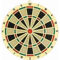 Solex 43100 - Diana de dardos (6 dardos y 6 conteras de recambio, 36 x 36 x 2 cm)