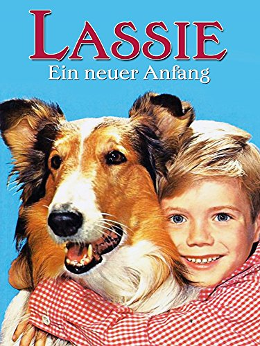 Lassie - Ein neuer Anfang Cover
