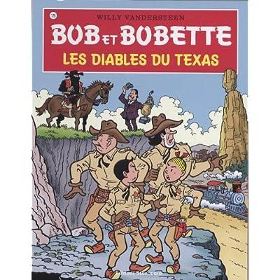 Les diables du Texas