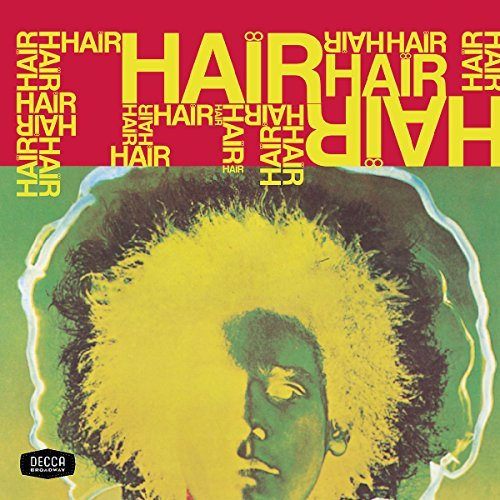 Hair (Original London Cast Recording + Extras) by Gerome Ragni (2001-08-02) (Rado Original)