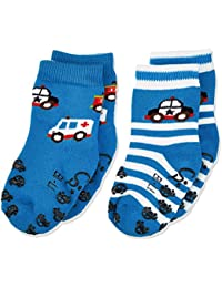 Sterntaler Baby-Jungen Socken Abs-Krabbelsöckchen Dp Rettung
