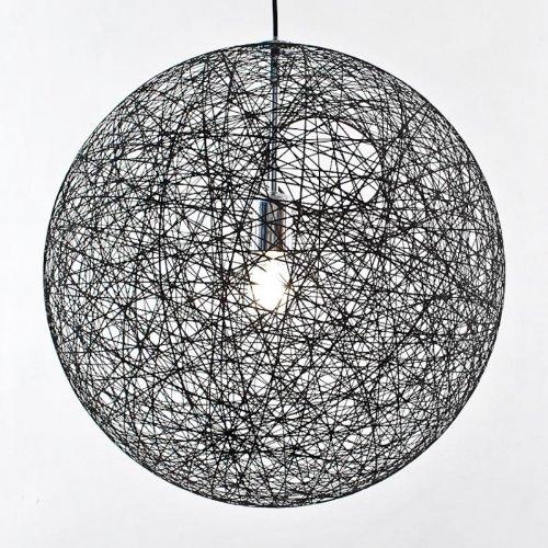 random-light-lampada-a-sospensione-design-schwarz-fiberglas-oe110cm