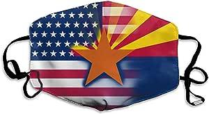 Jingliwang Mundschutz Denver Skylinedenverdenver Coloradocolorado State Flagstate Flag Staubwaschbar wiederverwendbar und wiederverwendbarer Mund warmes winddichtes Baumwollgesicht