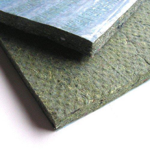 Preisvergleich Produktbild Oldtimer Innenraum Dämmung Dämmmatte 100x60cm grün wie vor 50 Jahren 6mm