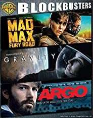 Best of WB: Argo/Gravity/Mad Max: Fury Road