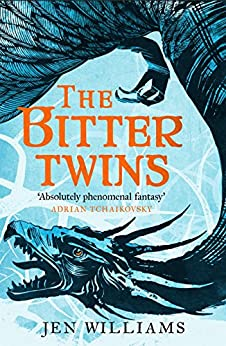 The Bitter Twins (The Winnowing Flame Trilogy 2) by [Williams, Jen]