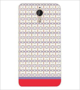 PrintDhaba Pattern D-1827 Back Case Cover for LETV (LE ECO) LE 1 PRO (Multi-Coloured)