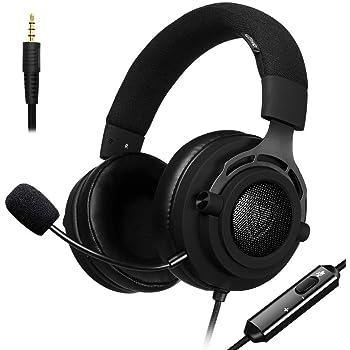 Creative Sound BlasterX H3 Cuffie con Microfono da Gioco Analogiche ... f4ca5ff7f1a8