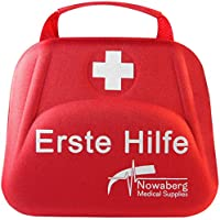 Nowaberg Medical Supplies Erste-Hilfe-Set für Sport, zu Hause, im Büro, im Wohnwagen, beim Camping, bei Ausflügen... preisvergleich bei billige-tabletten.eu