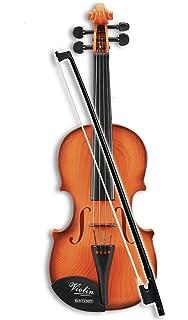 PIXNOR Violino giocattolo Mini musica violino Bambini