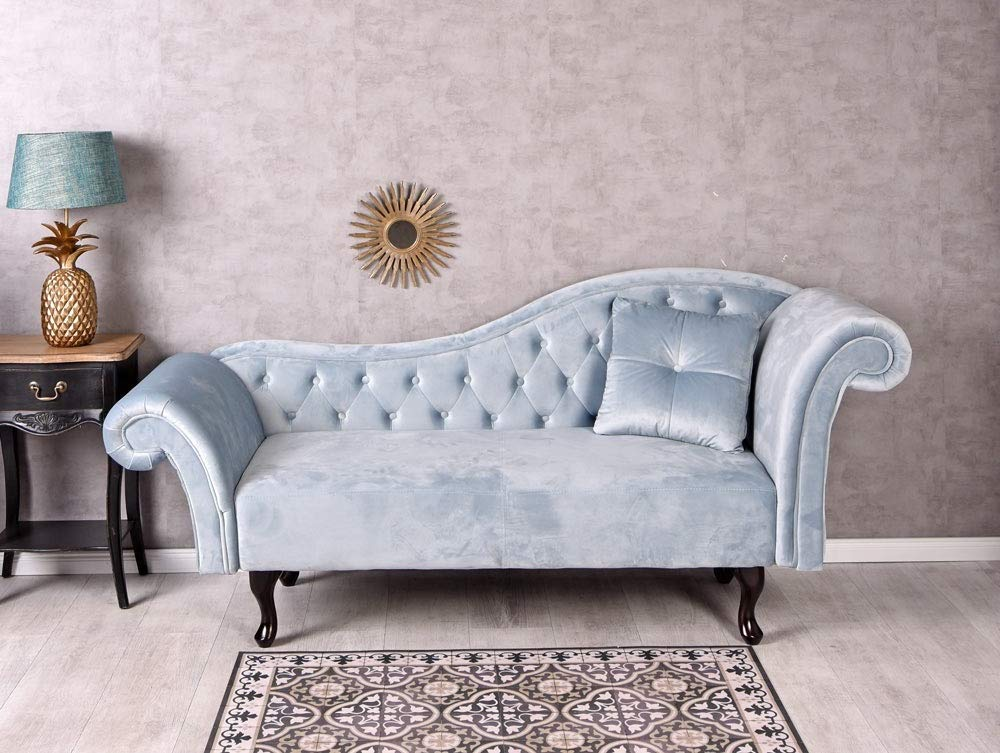 4f06b2cecf717a Umbekannt Samt Sofa Chaieselonque Ottomane Hollywood Couch Polstersofa  Liege Palazzo Exklusiv