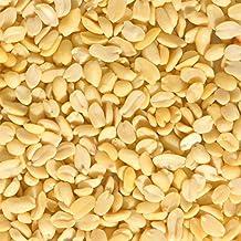 2 x 10 kg Erdnusskerne SPLITS weiss blanchiert Erdnüsse kein Bruch Vogelfutter