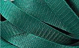 Kreative Teile 3 Meter Gurtband Taschengurt 20mm in Verschiedenen Farben (Petrol)
