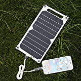Generic 5V Solar Power Charging Panel USB Travel Charger For Smart Phone Tablet