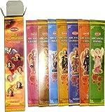 Encens des 7 Archanges HEM - 35 bâtons / 7 parfums - Encens religieux