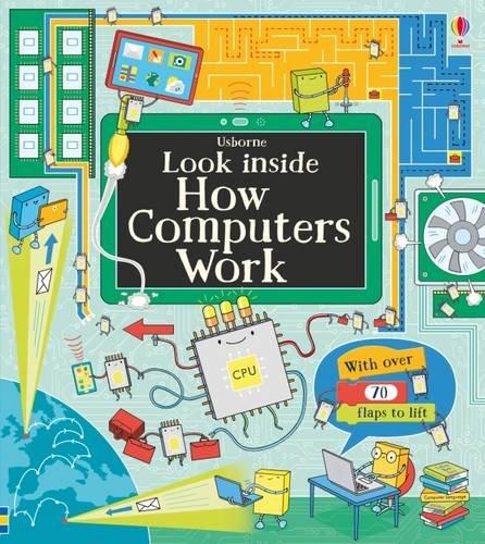 Look Inside How Computers Work (Look Inside Board Books) por Vv.Aa.