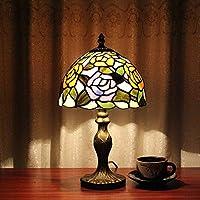 8 pollici stile Moderno Rose Garden Festival lampade in vetro