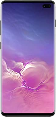 Samsung Galaxy S10 Plus Dual SIM 128GB 8GB RAM 4G LTE (UAE Version) - Prism Black