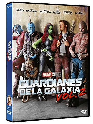 Guardianes De La Galaxia 2 [DVD]