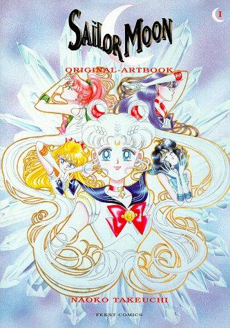 Sailor Moon, Original-Artbook N°1