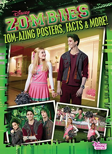 Zom-azing Posters, Facts, and More! (Disney Zombies) (7 Halloween Poster)