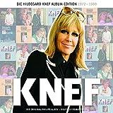 Die Hildegard Knef Album-Edition 1972 - 1980 -