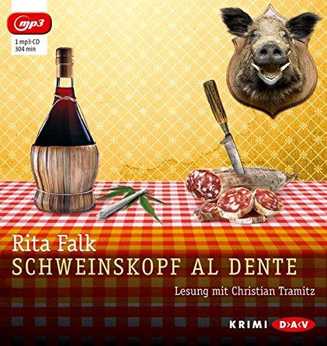 Schweinskopf al dente (mp3-Ausgabe): Lesung mit Christian Tramitz (1 mp3-CD)