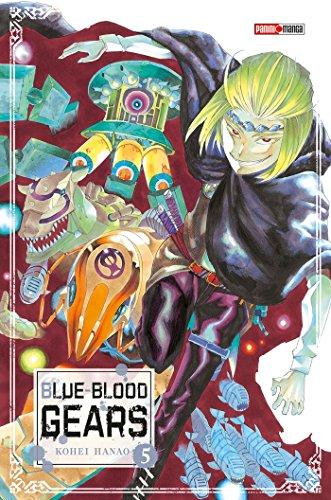 Blue blood gears Vol.5 par HANAO Kôei