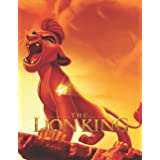 The Lion King: Gigantic Coloring & Activity Book, +100 pages (The Lion King Coloring Books)